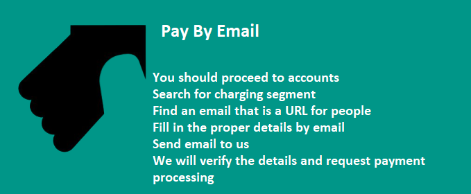 Pay By Email