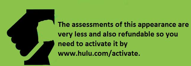 Hulu com activate