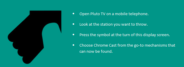 Activate Pluto TV helpline