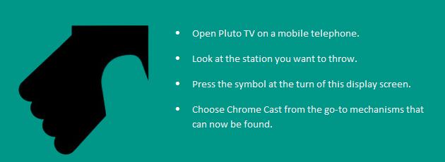 Activate Pluto TV helpline