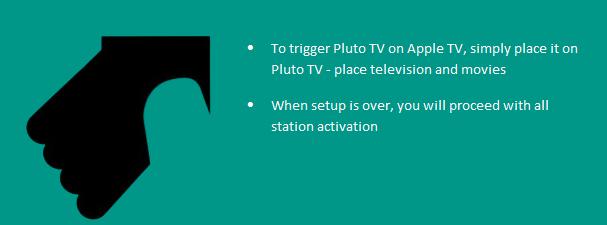 Activate Pluto