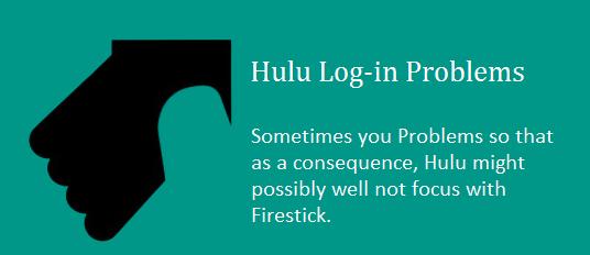 Hulu Connection Error Firestick