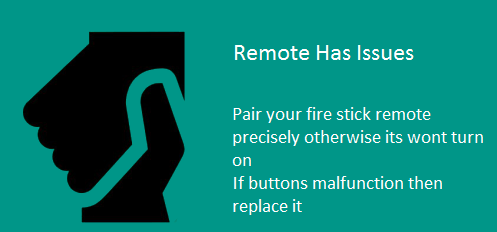 Pair your fire stick