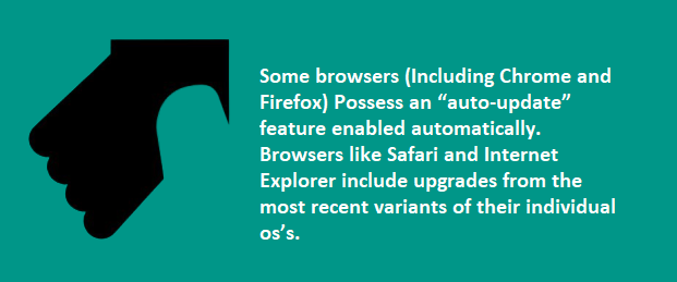 check for browser updates