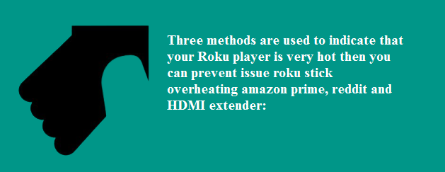 Prevent Roku Stick From Overheating