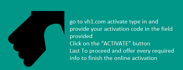 vh1 activate