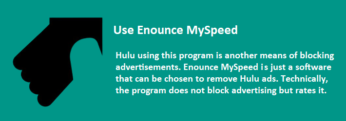 Enounce MySpeed